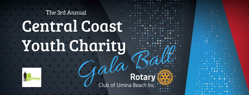 2019 Central Coast Youth Charity Ball